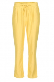 Knit-ted |  Pants Kiara | yellow  | Picture 1