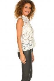 Set |  Lace top Emma | white  | Picture 4