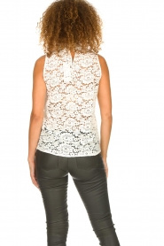 Set |  Lace top Emma | white  | Picture 5