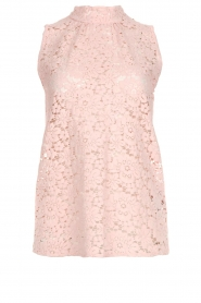 Set |  Lace top Emma | pink  | Picture 1