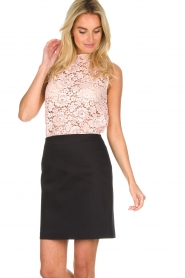 Set |  Lace top Emma | pink  | Picture 2