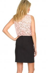 Set |  Lace top Emma | pink  | Picture 5