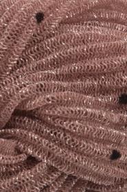 Becksöndergaard | Haarband Dot | Roze  | Afbeelding 3