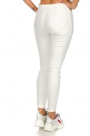 Set |  Classic trousers Gina | white  | Picture 5