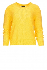 Set | Knitted sweater Lucia | yellow  | Picture 1