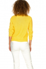 Set | Knitted sweater Lucia | yellow  | Picture 6