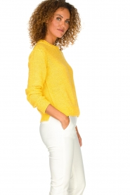 Set | Knitted sweater Lucia | yellow  | Picture 5