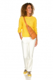 Set | Knitted sweater Lucia | yellow  | Picture 3
