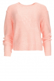 Set |  Knitted sweater Liona | pink  | Picture 1
