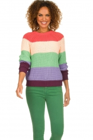 Set |  Coloured sweater Gemma | multi  | Picture 2
