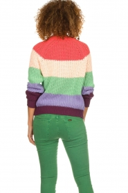 Set |  Coloured sweater Gemma | multi  | Picture 7