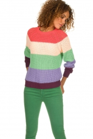 Set |  Coloured sweater Gemma | multi  | Picture 5