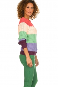Set |  Coloured sweater Gemma | multi  | Picture 6