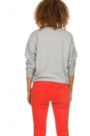 Set |  Sweater with text print Dreamer | grey  | Picture 5