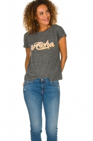 Set | T-shirt Aloha | grey  | Picture 2