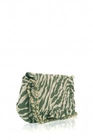 Becksöndergaard | Handtas Daire Zebra | groen  | Afbeelding 3
