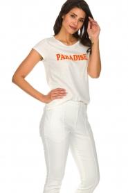 Set | T-shirt Paradise | white  | Picture 4