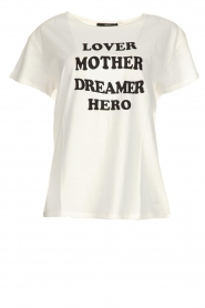 Set |  T-shirt with print Elsa | white  | Picture 1
