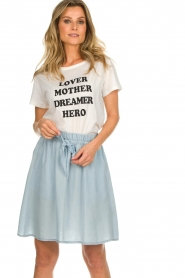 Set |  T-shirt with print Elsa | white  | Picture 4