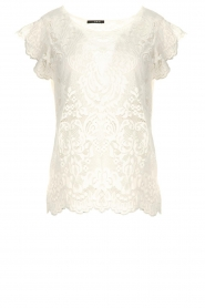 Set |  Lace top Lacey | white  | Picture 1