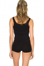 Hanro |  Sleeveless top Touch Feeling | black  | Picture 4