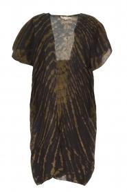 Rabens Saloner |  Kimono Liona  | groen  | Picture 1