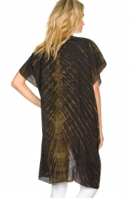 Rabens Saloner |  Kimono Liona  | groen  | Picture 5