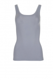 Hanro |  Top Touch Feeling | blue/grey  | Picture 1