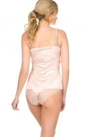 Hanro |  Seamless top Fleur | pink  | Picture 4