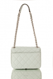 MICHAEL Michael Kors |  Leather shoulder bag Sloan | mint green  | Picture 4