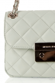 MICHAEL Michael Kors |  Leather shoulder bag Sloan | mint green  | Picture 5