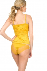 Hanro |  Briefs with lace Fleur | yellow  | Picture 4