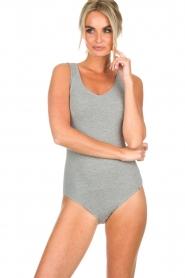 Hanro | Body Yoga | grijs  | Afbeelding 3