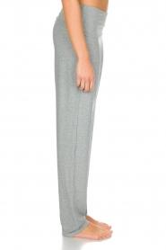 Hanro | Yoga broek Ella | lichtgrijs  | Afbeelding 4