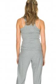 Hanro |  Yoga top Ella | light grey  | Picture 5