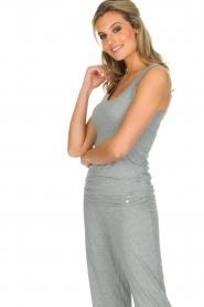 Hanro |  Yoga top Ella | light grey  | Picture 4