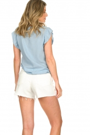Articles of Society | Denim short Meredith | white  | Picture 6