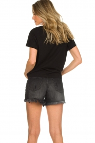 Articles of Society | Denim short Meredith | black  | Picture 5