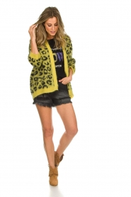 Articles of Society   Denim short Meredith   black    Picture 3