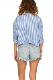 Articles of Society | Denim short Meredith | blue  | Picture 4