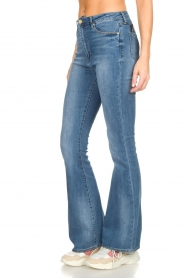 Articles of Society | High waist jeans  Bridgette | blue  | Picture 4