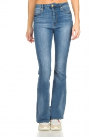 Articles of Society | High waist jeans  Bridgette | blue  | Picture 3
