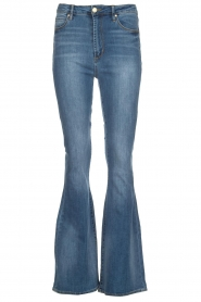 Articles of Society | High waist jeans  Bridgette | blue  | Picture 1