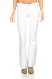 Articles of Society |  Flared jeans Faith | white  | Picture 3