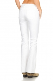Articles of Society |  Flared jeans Faith | white  | Picture 5