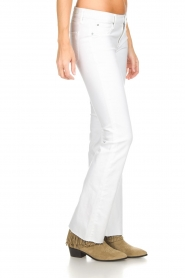 Articles of Society |  Flared jeans Faith | white  | Picture 4