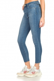 Articles of Society |  High-rise jeans Heather | blue  | Picture 4