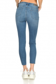 Articles of Society |  High-rise jeans Heather | blue  | Picture 5