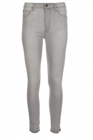 Articles of Society |  High-rise jeans Heather | grey  | Picture 1