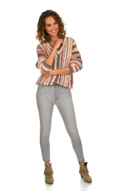 Articles of Society |  High-rise jeans Heather | grey  | Picture 2